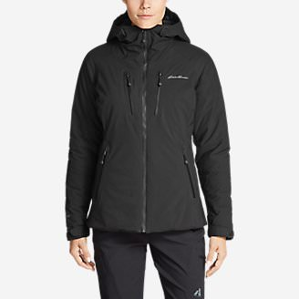 Women's BC Igniter Stretch Jacket in Black