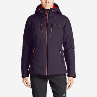 Women's BC Igniter Stretch Jacket in Purple