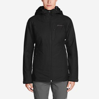 Women's BC EverTherm Down Jacket in Black