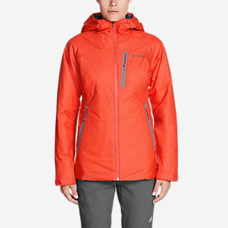 Women's BC EverTherm Down Jacket in Red
