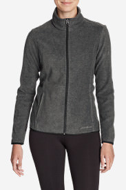 Women's Quest 200 Fleece Jacket in Gray
