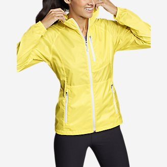 Women's SolarFoil UPF Jacket in Yellow