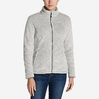 Women's Bellingham Fleece Jacket in Gray