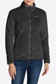 Women's Bellingham Fleece Jacket in Gray