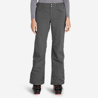 Women's Powder Search 2.0 Insulated Pants in Gray