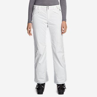 Women's Powder Search 2.0 Insulated Pants in White