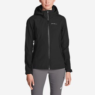 Women's All-Mountain 2.0 Shell Jacket in Black