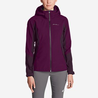 Women's All-Mountain 2.0 Shell Jacket in Purple