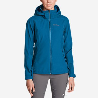 Women's All-Mountain 2.0 Shell Jacket in Blue