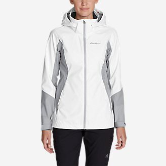 Women's All-Mountain 2.0 Shell Jacket in White