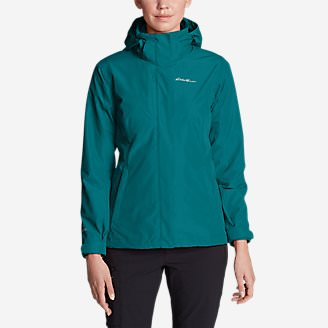 Women's Lone Peak 3-In-1 Jacket in Green