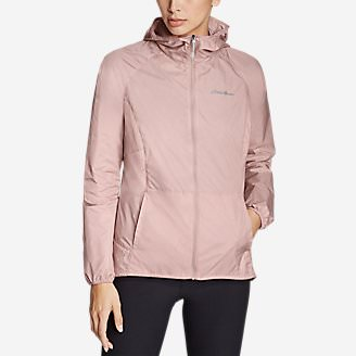 Women's Ventatrex Packable Jacket in Red