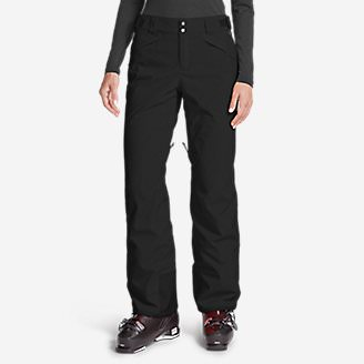 Powder Search 2.0 Insulated Pants in Black