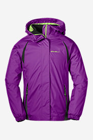 Girls' Powder Search 3-In-1 Jacket in Purple