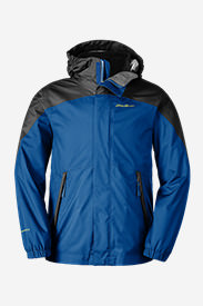 Boys' Powder Search 3-In-1 Jacket in Blue