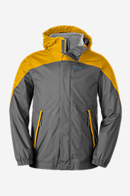 Boys' Powder Search 3-In-1 Jacket in Gray