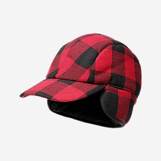 Hadlock Cap in Red