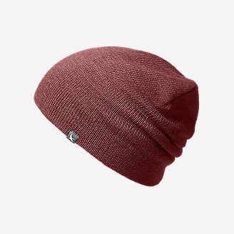 Haven Beanie in Brown