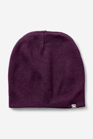 Haven Beanie in Purple