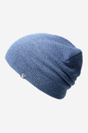 Haven Beanie in Blue
