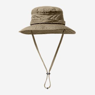 Exploration UPF Vented Bucket Hat in Beige