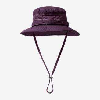 Exploration UPF Vented Bucket Hat in Purple