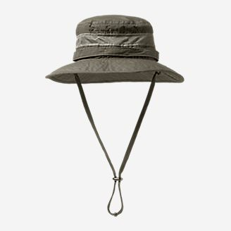 Exploration UPF Vented Bucket Hat in Green