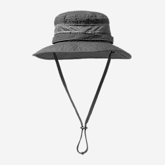 Exploration UPF Vented Bucket Hat in Gray