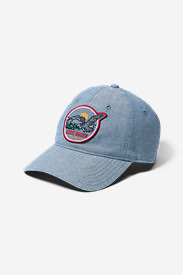 Graphic Hat - Eagle in Blue