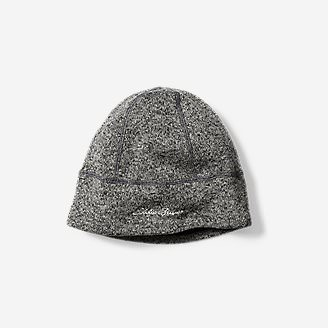 Radiator Fleece Beanie in Gray