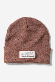 Thistle Beanie in Red