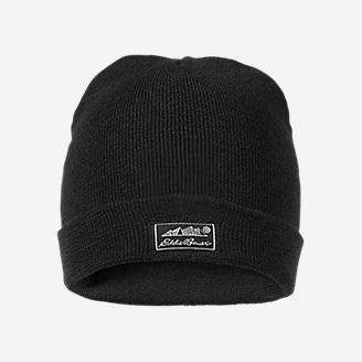 Thistle Beanie in Black