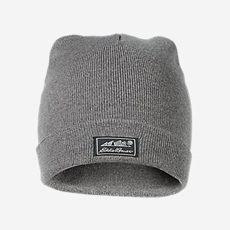 Thistle Beanie in Gray