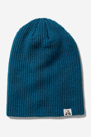 First Ascent Slouch Beanie in Green