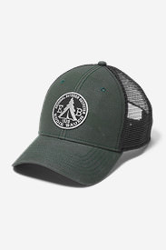 Graphic Hat - Outdoor Outfitter in Green
