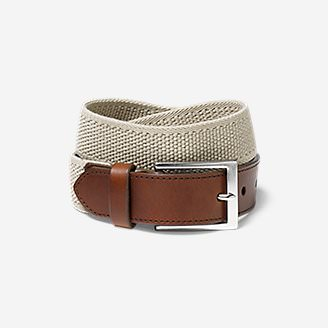 Men's Legend Flex Belt in Beige