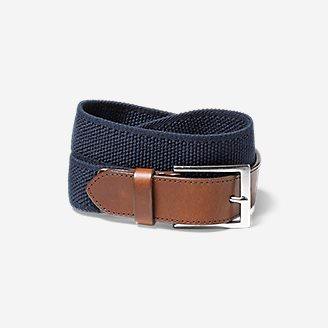 Men's Legend Flex Belt in Blue