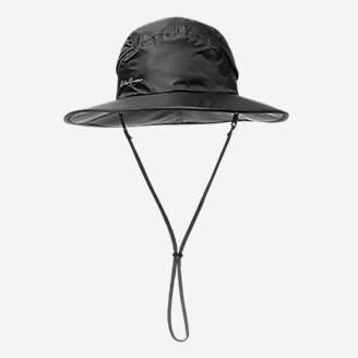Storm Waterproof Sombrero in Black