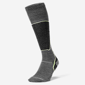 Point6 Ski Pro Light Socks in Gray
