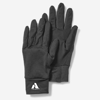 FreeDry Hybrid Merino Liner Gloves in Black