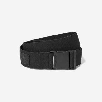 Men's Flex Travel Belt in Gray