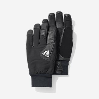 Guide Gloves in Black
