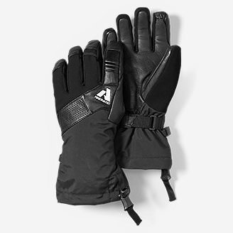 Claim Touchscreen Gloves in Black