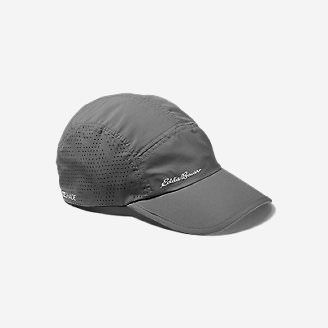 Exploration UPF Baseball Cap in Gray