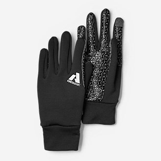 Flux Pro Touchscreen Gloves in Black