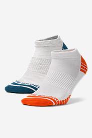 Men's Active Pro COOLMAX Low Socks - 2 Pack in Blue