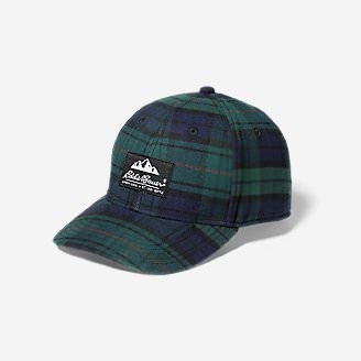 Eddie's Favorite Flannel Cap in Multi