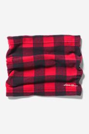 Quest Fleece Neck Gaiter in Red