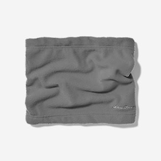 Quest Fleece Neck Gaiter in Gray