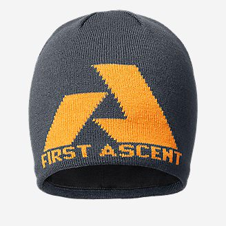 Telemetry First Ascent Beanie in Blue